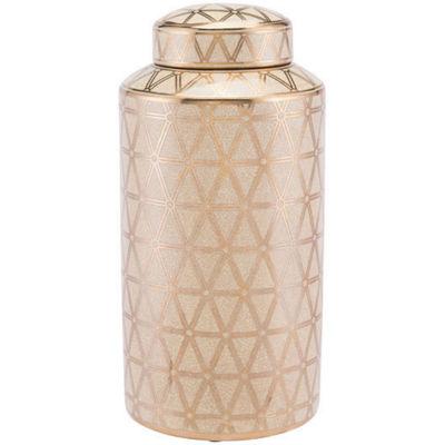 Link Covered Decorative Jar