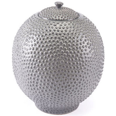 Round Decorative Jar