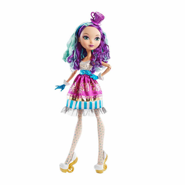 Ever After High Way Too Wonderland Madeline Hatter17 Doll
