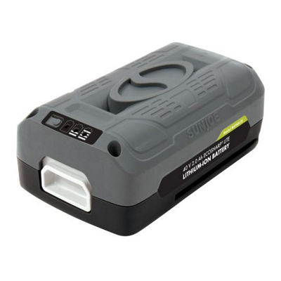 Snow Joe + Sun Joe iON EcoSharp PRO 40 V 2.0 Ah Lithium-Ion Battery
