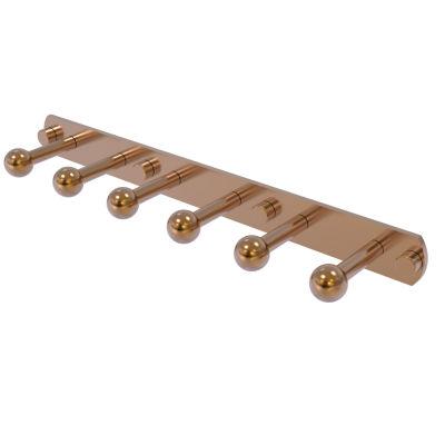 Prestige Skyline Collection 6-Position Tie and Belt Rack