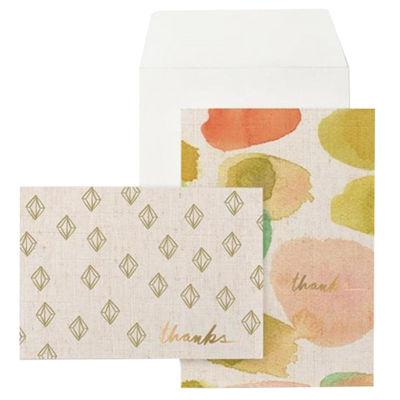 Mara-Mi Italian Neroli Thank You Card Set