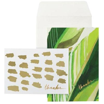 Mara-Mi Havana Palm Thank You Card Set