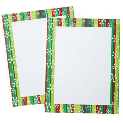 Gartner Studios Stripe Foil Holiday Stationery - 40 CT
