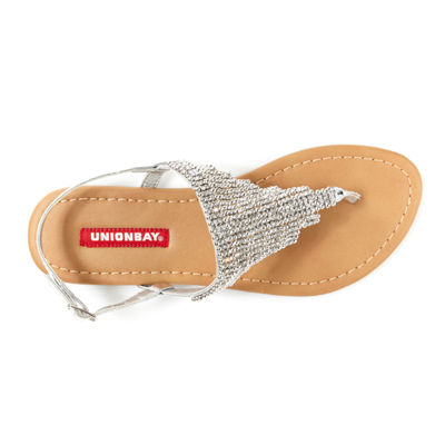 UNIONBAY Eden Womens Flat Sandals
