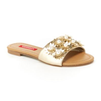 UNIONBAY Pandora Womens Flat Sandals