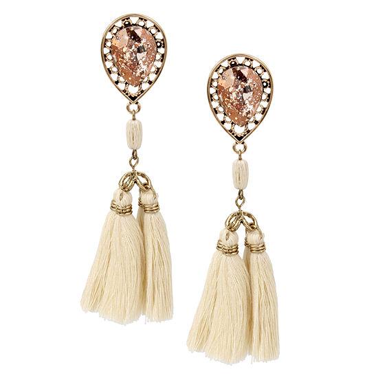 Libby Edelman 1 Pair Drop Earrings