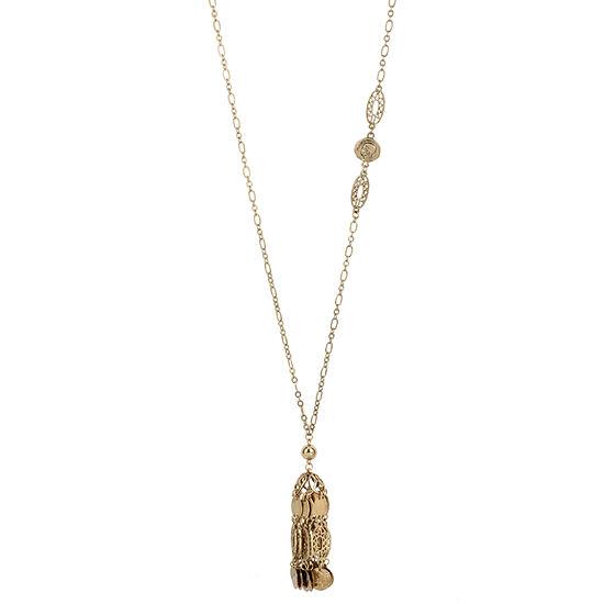 Libby Edelman 40 Inch Pendant Necklace