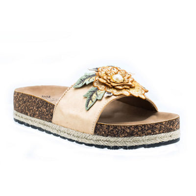 GC Shoes Alice Womens Slide Sandals