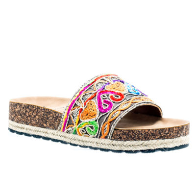 GC Shoes Vivi Womens Slide Sandals