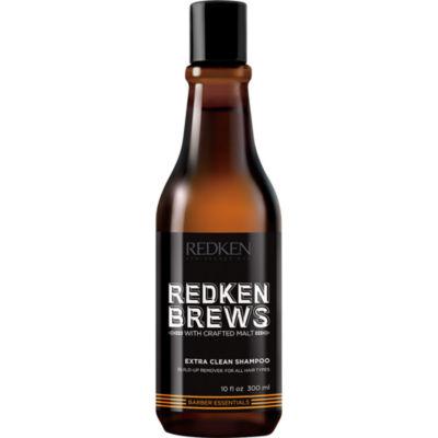 Redken Brew Extra Clean Shampoo - 10.1 oz.