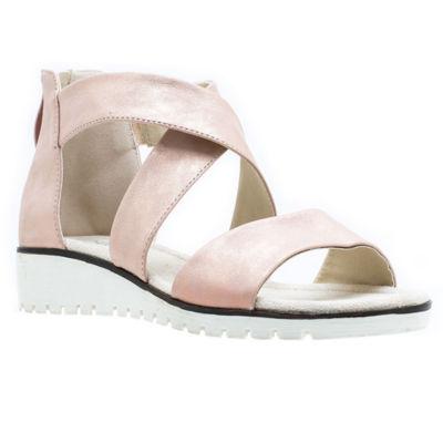 GC Shoes Porchia Womens Flat Sandals
