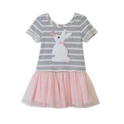 Lilt Short Sleeve Sundress - Toddler Girls