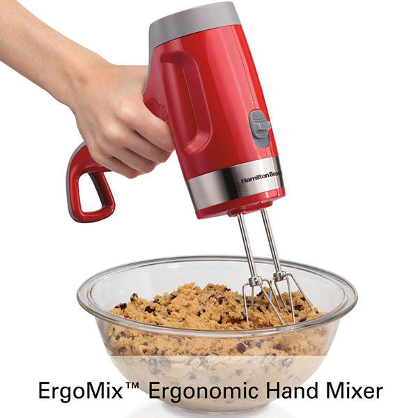 Hamilton Beach® Ergonomic Hand Mixer