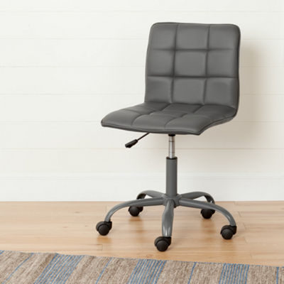 Annexe Office Chair with Quilted Seat