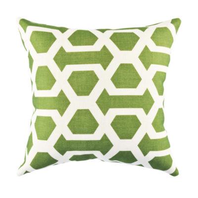 Vesper Lane Ogee Designer Pillow