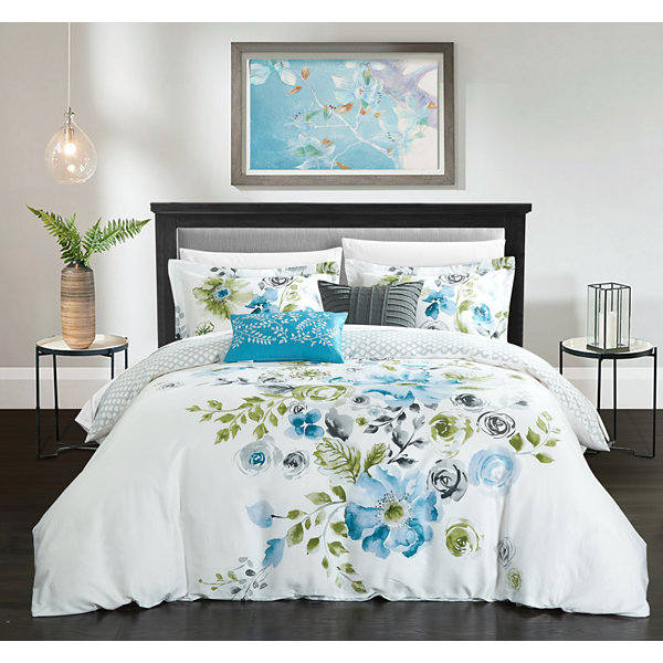 Belleville Garden Comforter Set