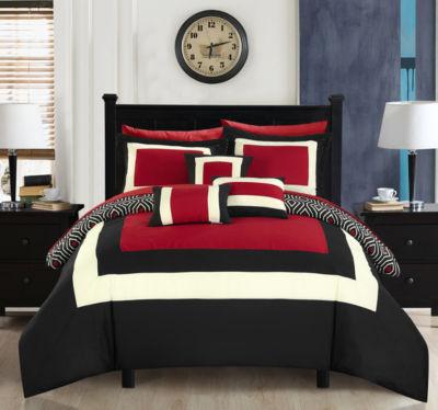 Jake 10 Piece Comforter Set