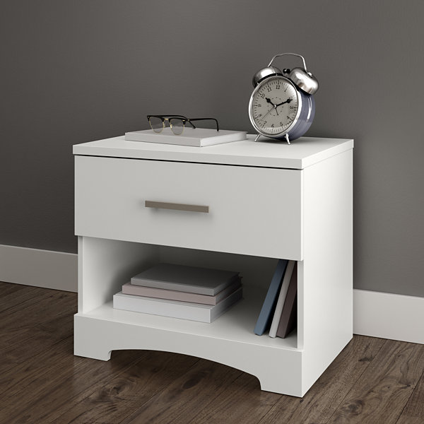 Gramercy 1-Drawer Nightstand