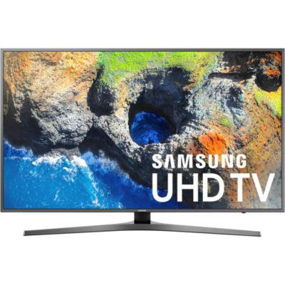 "Samsung 40"" Class UHD 4K HDR LED Smart HDTV Model UN40MU7000FXZA"