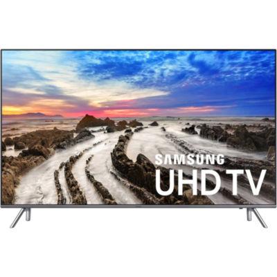 "Samsung 75"" Class UHD 4K HDR LED Smart HDTV Model UN75MU8000FXZA"