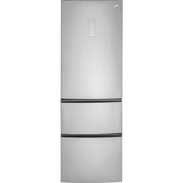 GE® ENERGY STAR® 11.9 cu. ft. Bottom-Freezer Refrigerator