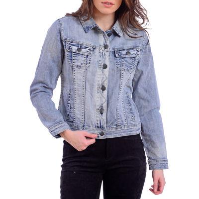 Lola Jeans Gabriella Classic Denim Jacket
