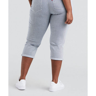 Levi's® Shaping Capri-Plus