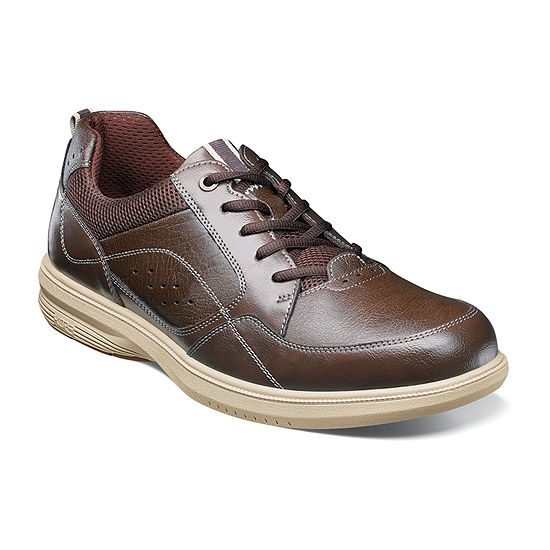 Nunn Bush Mens Kore Walk Lace-up Oxford Shoes
