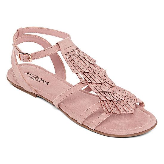 e3a2c69e70e Arizona Womens Mase Flat Sandals - JCPenney