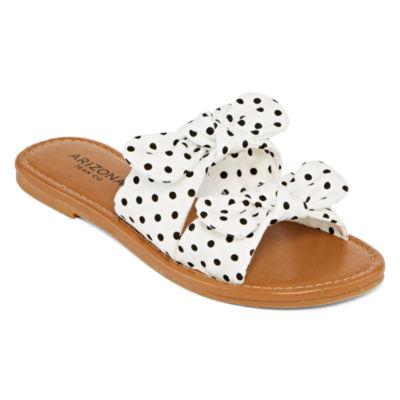 Arizona Womens Gill Slide Sandals