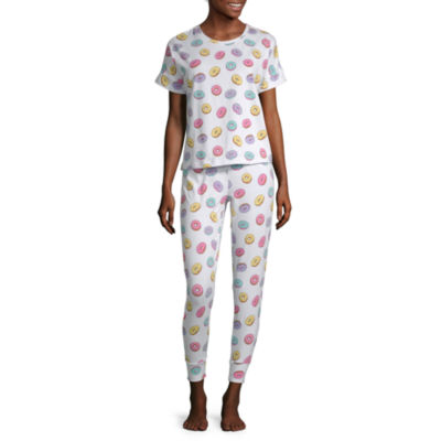 Pj Couture Printed Pant Pajama Set