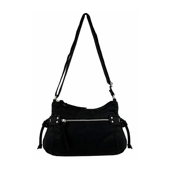 St. John's Bay Wash Shoulder Bag