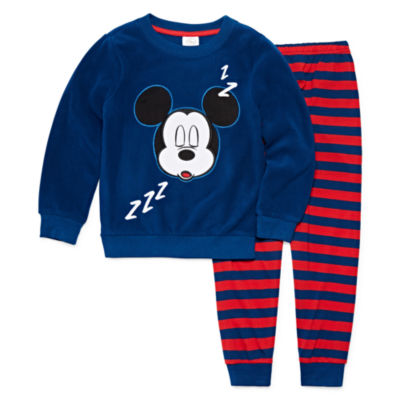 Disney 2-pc. Mickey Mouse Pajama Set Boys
