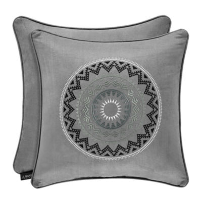 Queen Street Brody Square Throw Pillow
