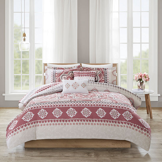 510 Design Kori 5-pc. Reversible Comforter Set
