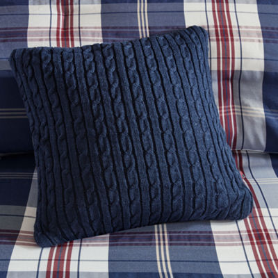 Woolrich Ryland 18X18 Square Throw Pillow