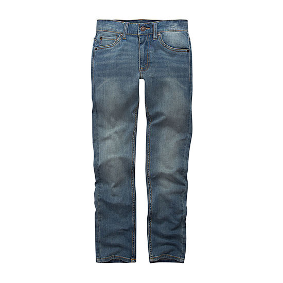 Levi's Boys 510 Stretch Skinny Fit Jean Big Kid