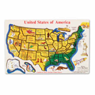 Melissa & Doug® Large USA Map