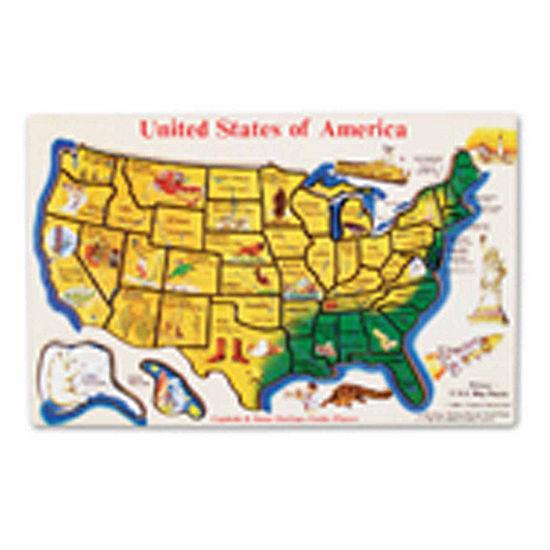 Melissa & Doug® Large USA Map