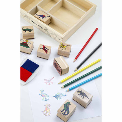 Melissa & Doug® Ink Stamp Set