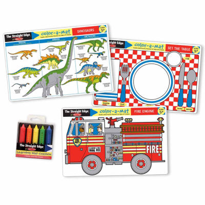 Melissa & Doug® Fun Themes Placemat Bundle