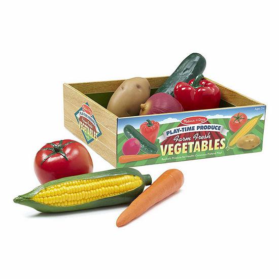 Melissa & Doug® Play-Time Produce Vegetables
