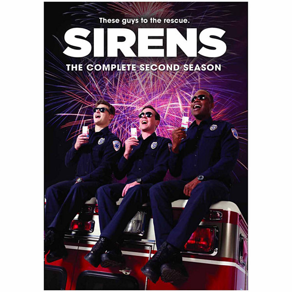 Sirens The Complete Second Season