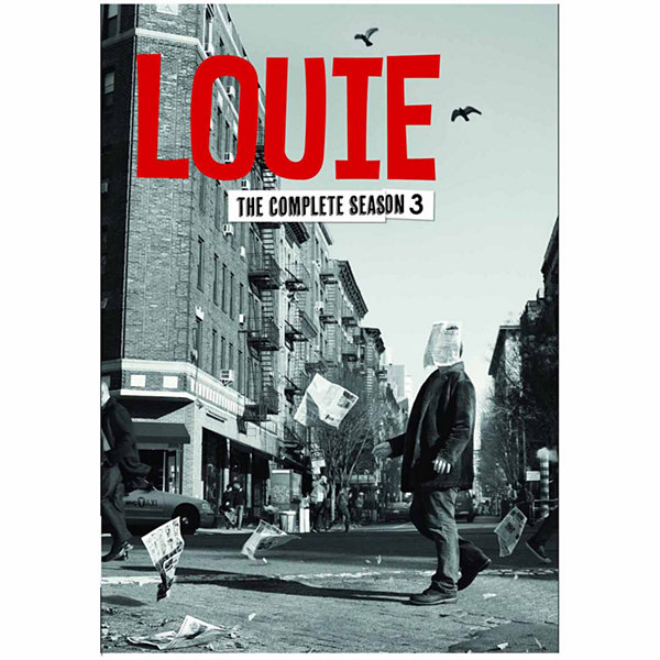 Louie The Complete Third Season