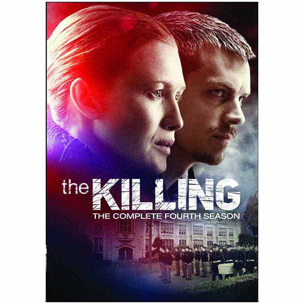 The Killing The Complete Fourth Season