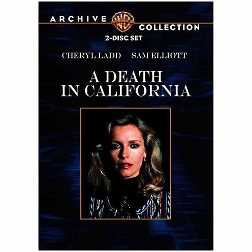 Death In California A 1985 2-Disc Set