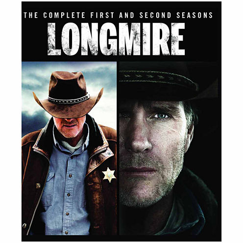 Longmire Complete First & Second Season