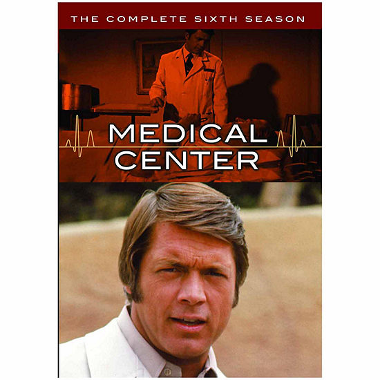 Medical Center The Complete Sixth Season