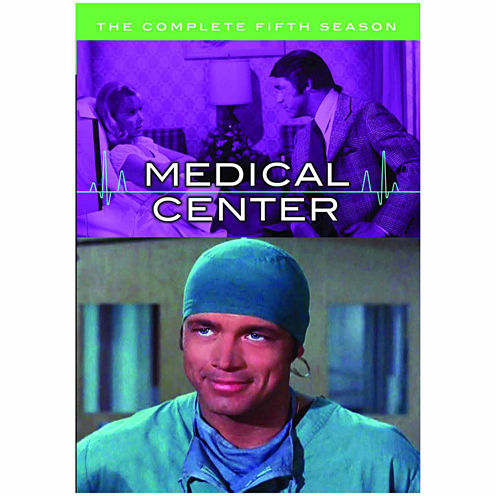 Medical Center The Complete Fifth Season
